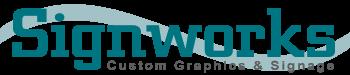Signworks Custom Signs & Vehicle Wraps Logo