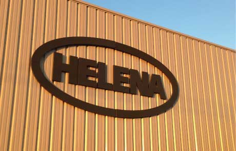 Helena Products Flat Cut Painted Letters
