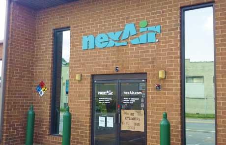 Nexair-Flat-Cut-Painted-Metal-Letters