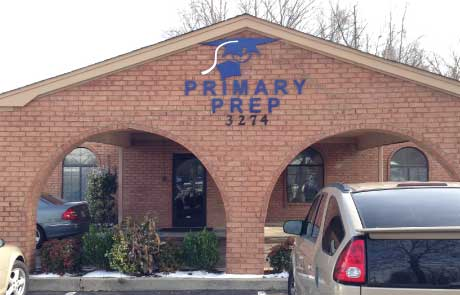 Primary-Prep-3D-Letters-on-Brick