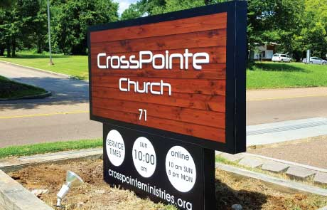 Crosspointe-Church-Monument-Sign