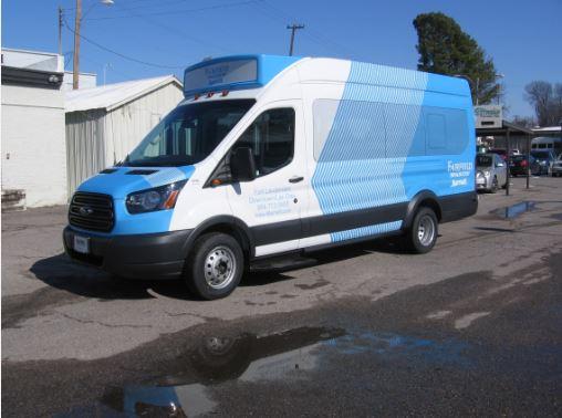 Fairfield Inn Tampa ShuttleStar Van