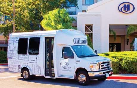 Hilton-Hello-Bus