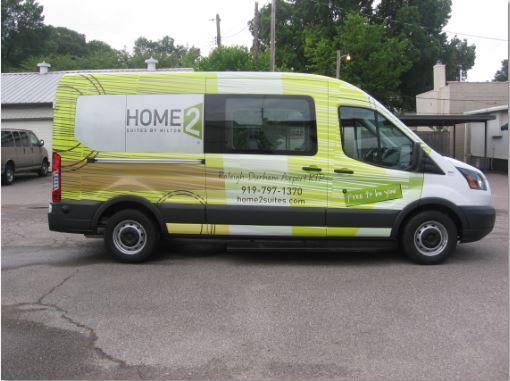 Home2 Suites Van Raleigh