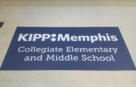 KIPP-Collegiate-Square-Floor-Decal