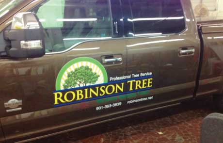 Robinson-Tree-Pickup-Truck-Decals