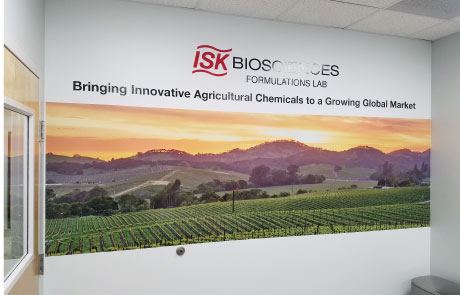 ISK-Biosciences-Wall-Graphic