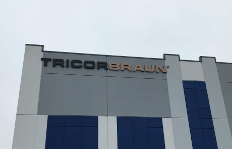 Tricor-Braun-Painted-Metal-Letters-24-In-Tall