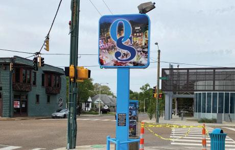 Overton-Square-Pole-Refurbished